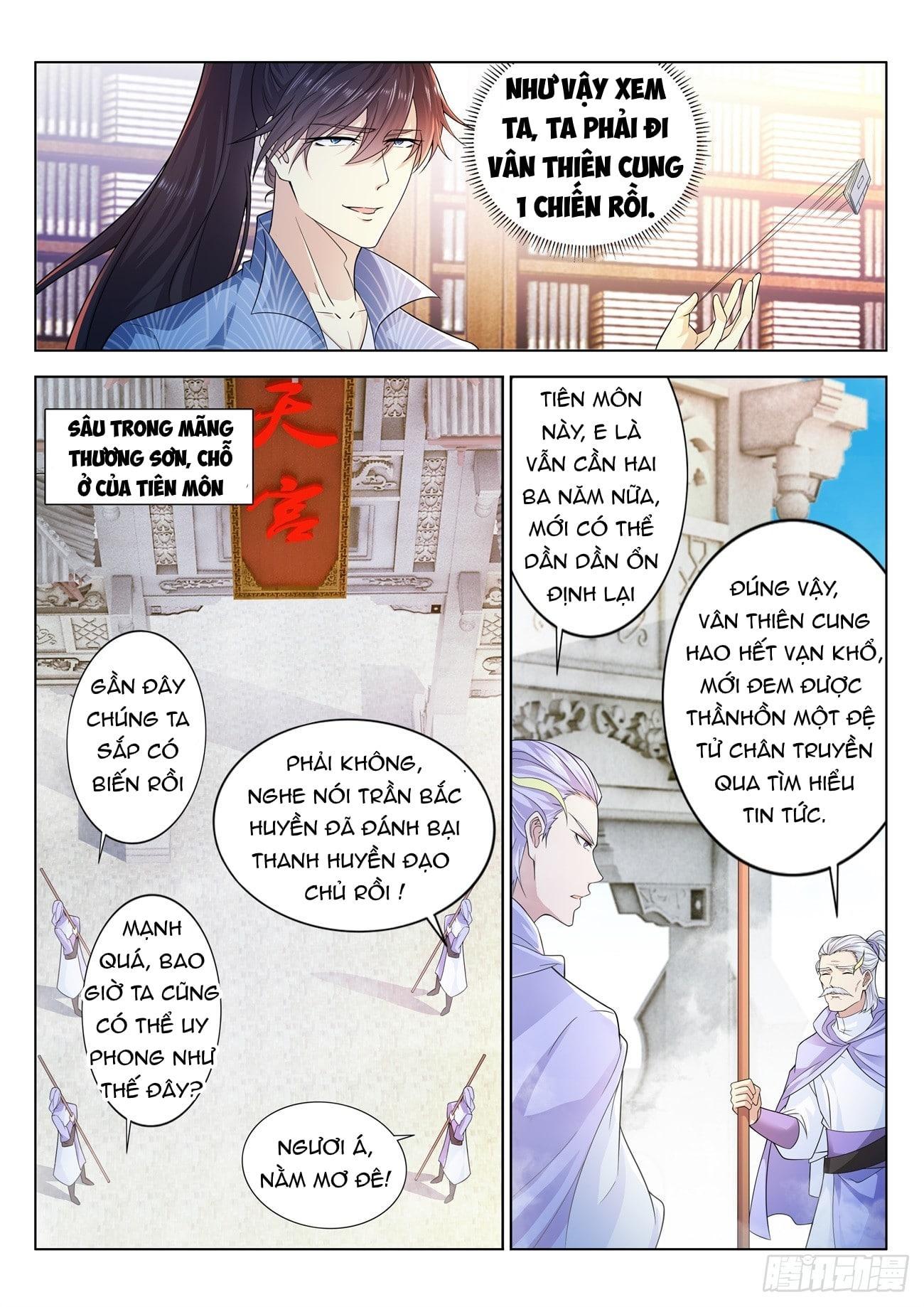 Trọng Sinh Đô Thị Tu Tiên chap 389 - Trang 7
