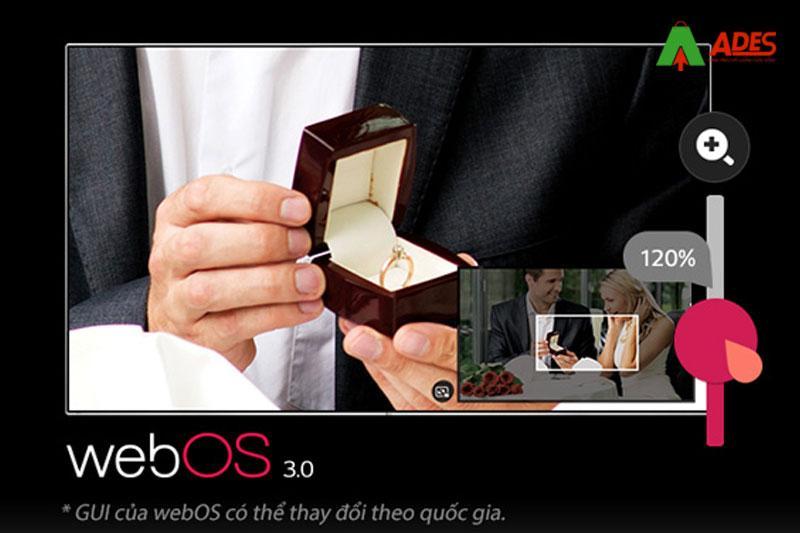 Tich hop WebOS 3.0